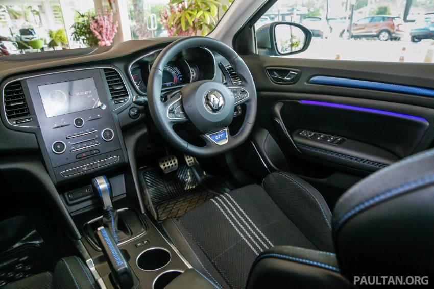 全新 Renault Megane GT 本地正式开售,要价RM228,000 Image #58516