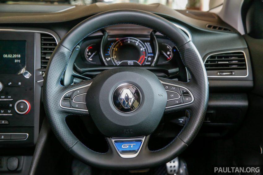 全新 Renault Megane GT 本地正式开售,要价RM228,000 Image #58494