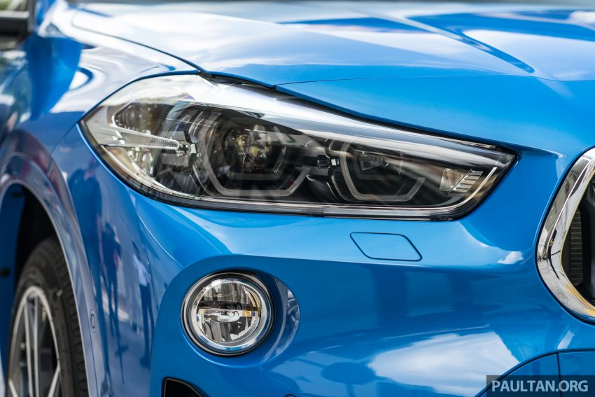 BMW X2 sDrive20i, Coupe型SUV, 单一等级售价RM321K 2018 BMW X2 ...