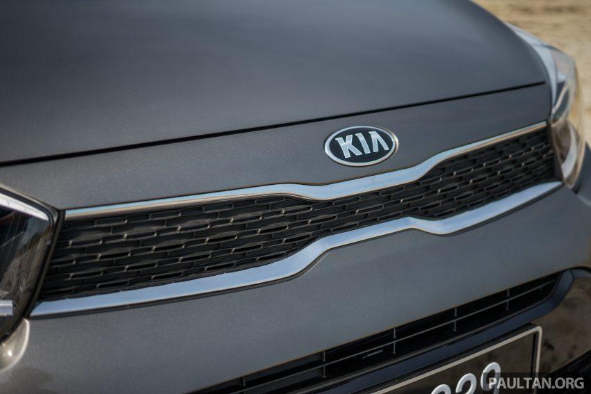 试驾:2018 Kia Picanto,轻巧实用的良驹,小车身大惊喜 Image #62723