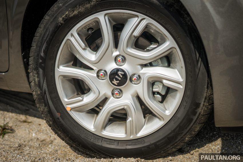 试驾:2018 Kia Picanto,轻巧实用的良驹,小车身大惊喜 Image #62726