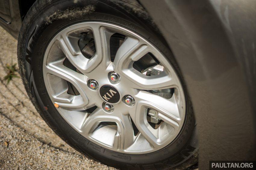 试驾:2018 Kia Picanto,轻巧实用的良驹,小车身大惊喜 Image #62727