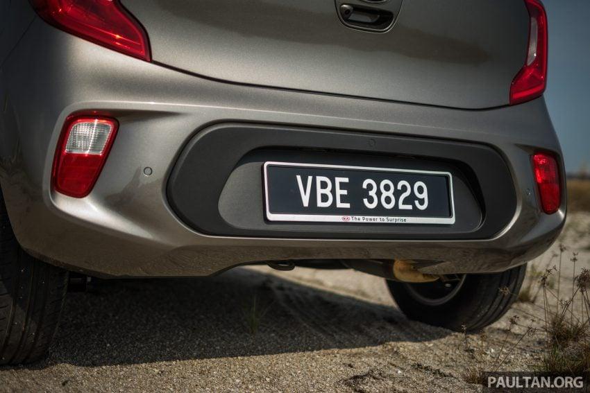 试驾:2018 Kia Picanto,轻巧实用的良驹,小车身大惊喜 Image #62734