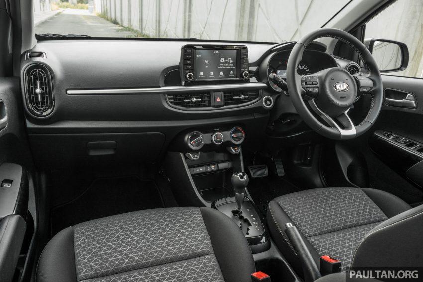 试驾:2018 Kia Picanto,轻巧实用的良驹,小车身大惊喜 Image #62741