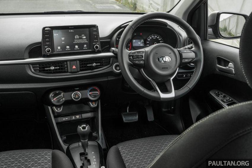 试驾:2018 Kia Picanto,轻巧实用的良驹,小车身大惊喜 Image #62742