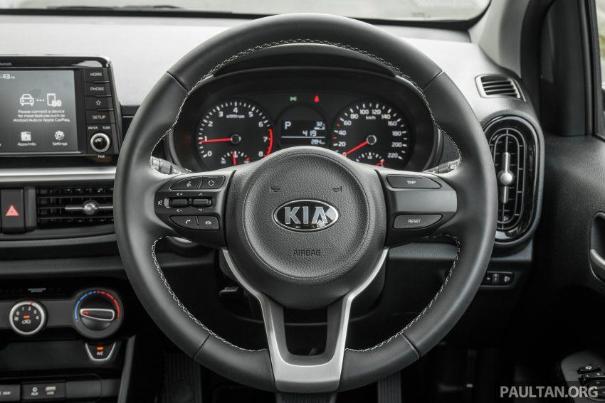 试驾:2018 Kia Picanto,轻巧实用的良驹,小车身大惊喜 Image #62746