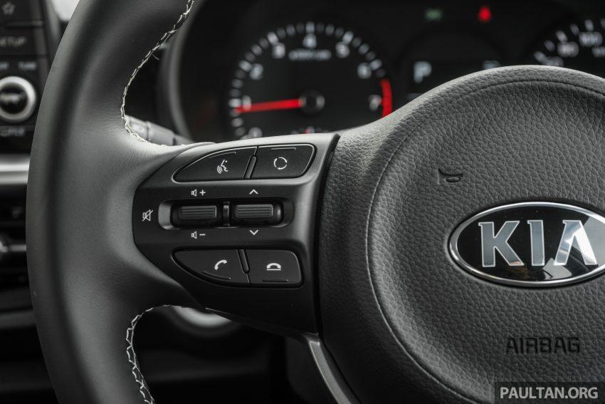 试驾:2018 Kia Picanto,轻巧实用的良驹,小车身大惊喜 Image #62748