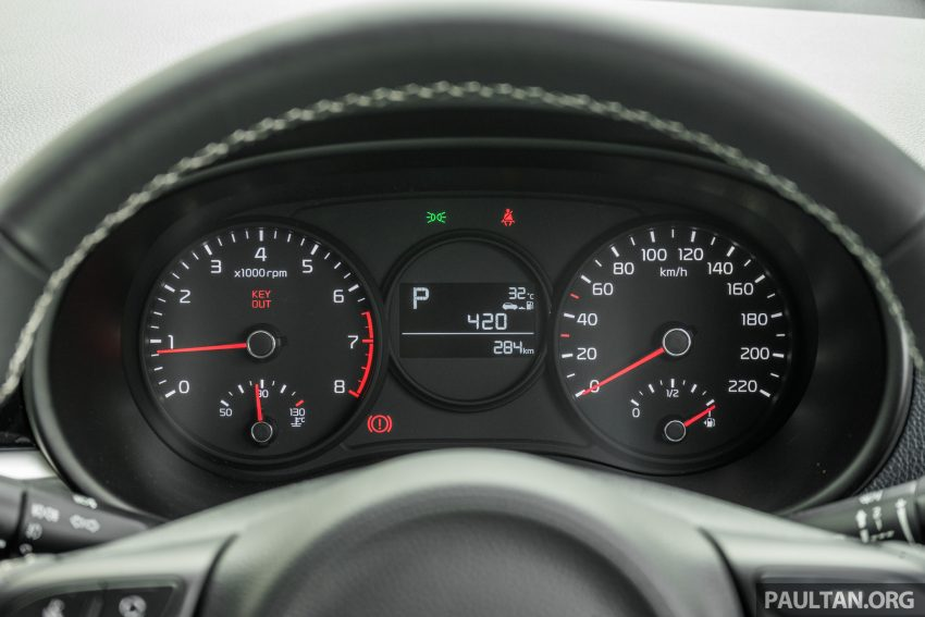 试驾:2018 Kia Picanto,轻巧实用的良驹,小车身大惊喜 Image #62750