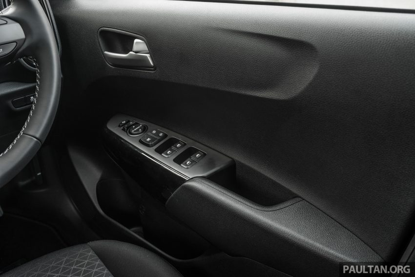 试驾:2018 Kia Picanto,轻巧实用的良驹,小车身大惊喜 Image #62757