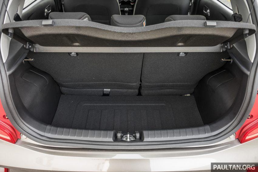 试驾:2018 Kia Picanto,轻巧实用的良驹,小车身大惊喜 Image #62764