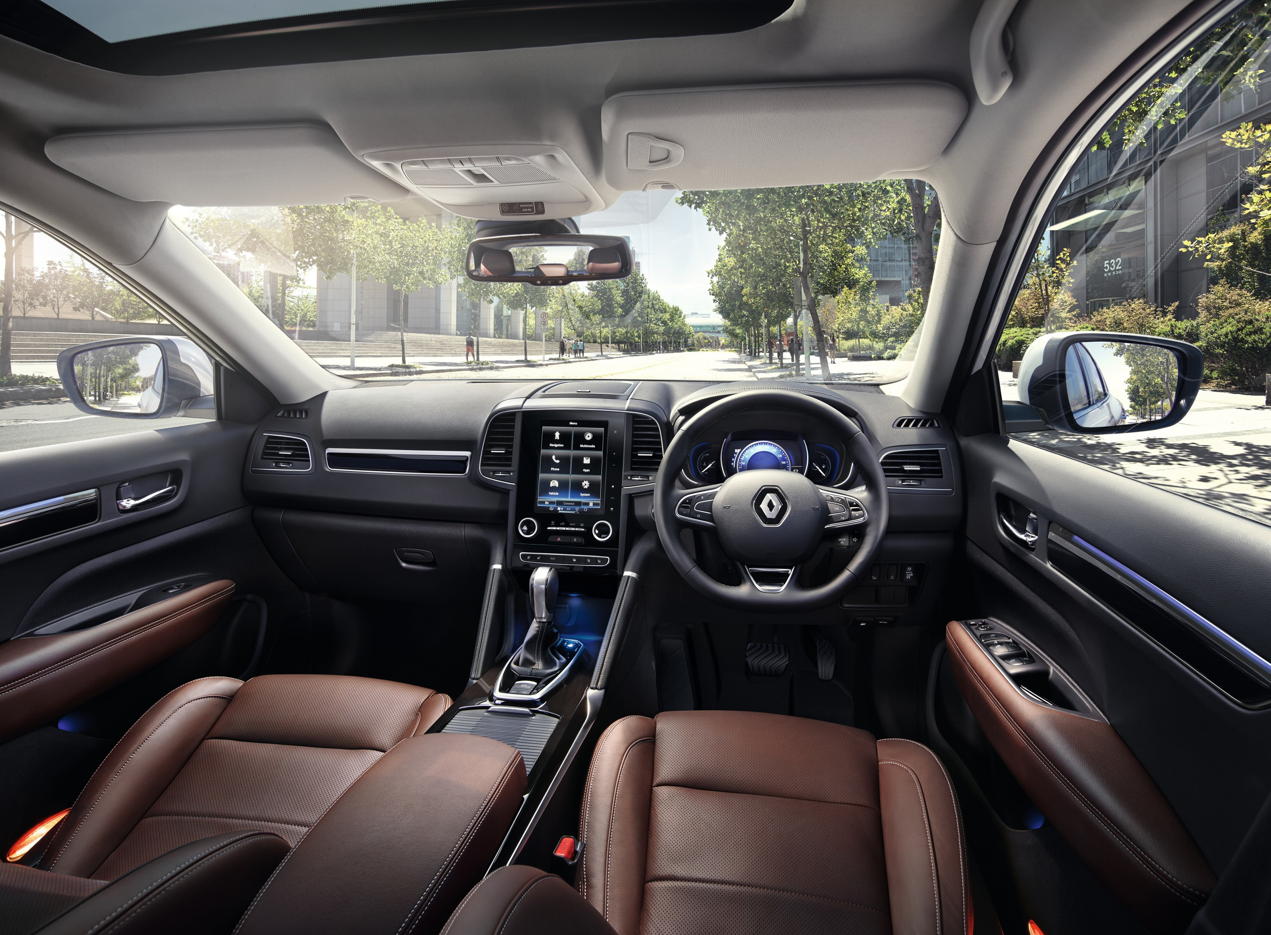 Renault Koleos 2019 >> Renault Koleos Signature,新等级更多配备,售19.88万 2018 Renault Koleos Signature 2WD - Interior - Paul Tan ...