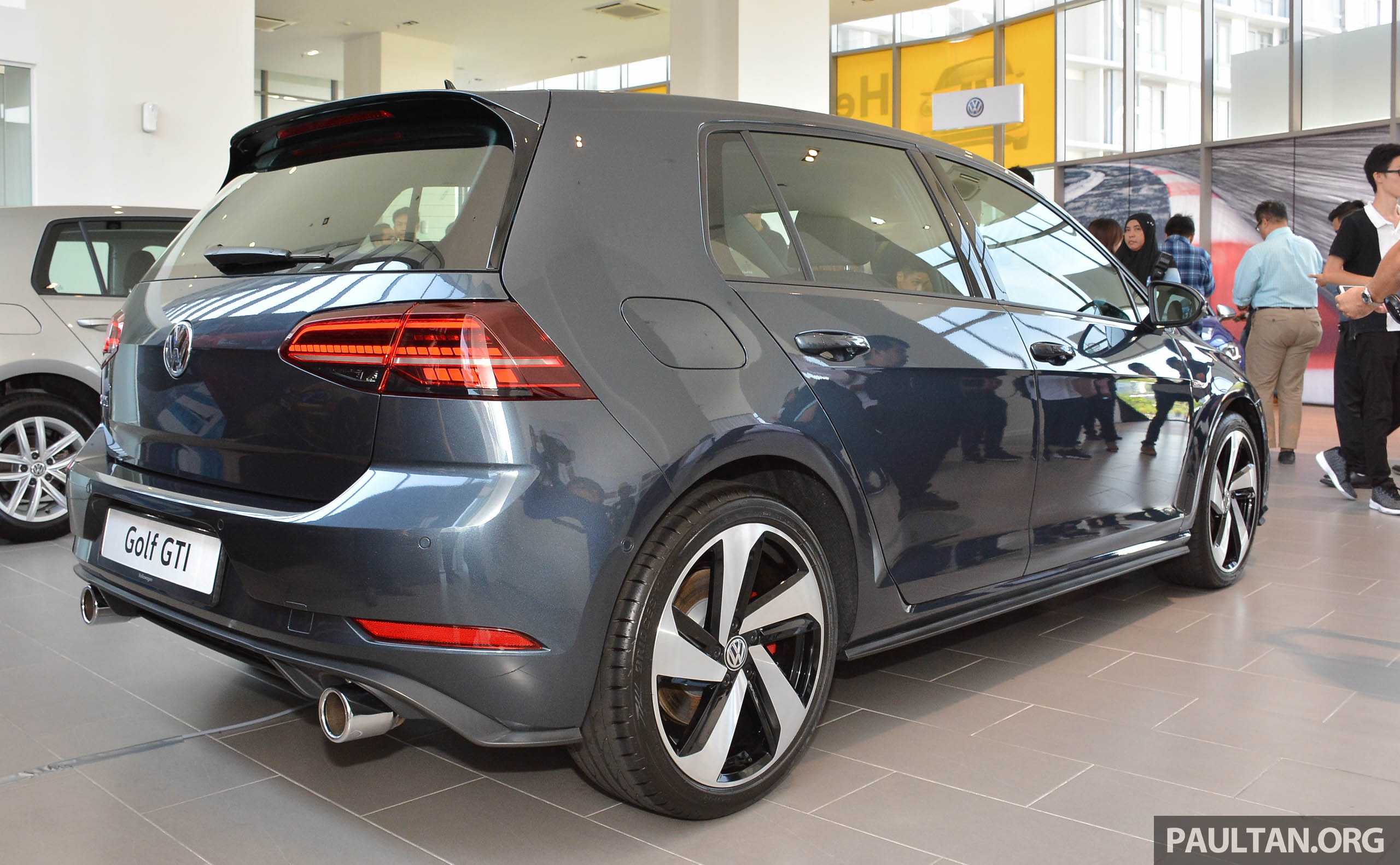 2018 Gti S >> Mk7.5 Volkswagen Golf R 大马上市,售价 RM 295,990 2018 Volkswagen Golf GTI launch 3 - Paul Tan 汽车资讯网