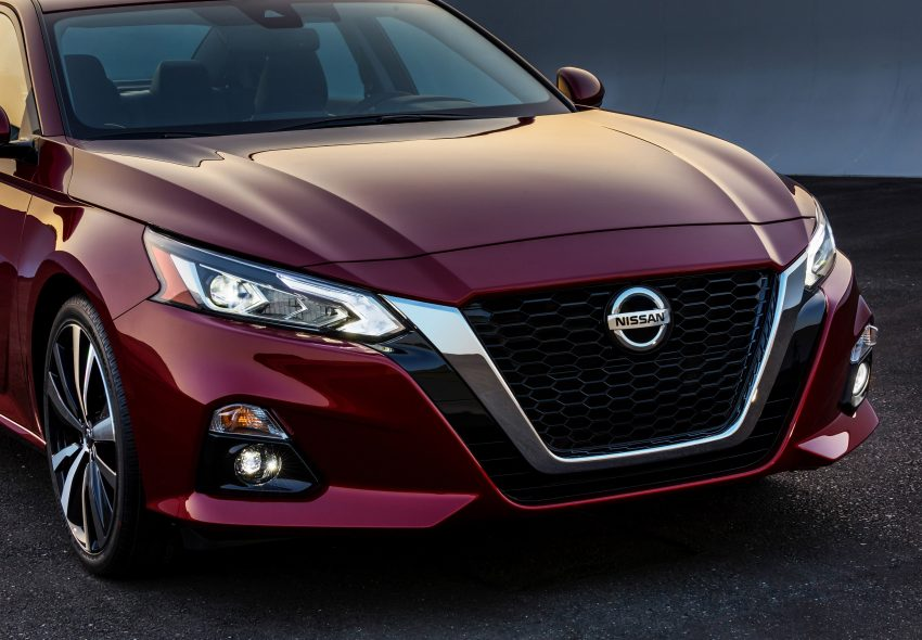 美国发布全新 Nissan Altima,搭载可变压缩比涡轮引擎 Image #64086