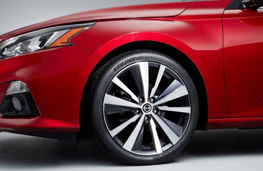 美国发布全新 Nissan Altima,搭载可变压缩比涡轮引擎 Image #64091