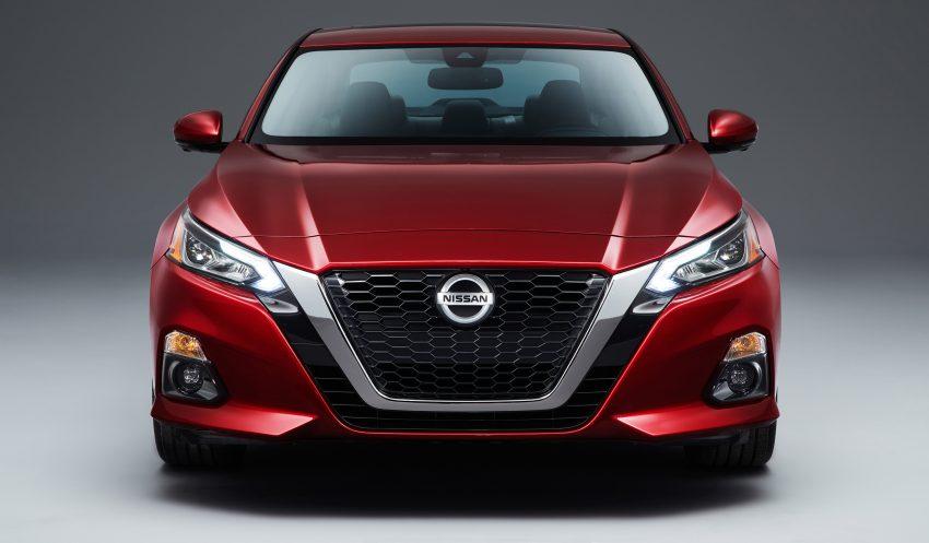 美国发布全新 Nissan Altima,搭载可变压缩比涡轮引擎 Image #64093