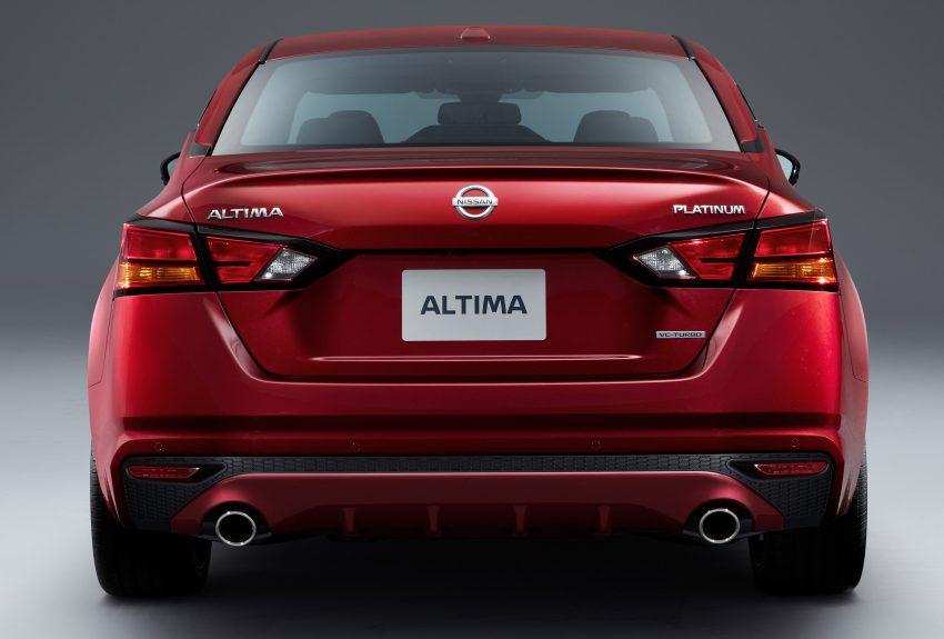 美国发布全新 Nissan Altima,搭载可变压缩比涡轮引擎 Image #64094