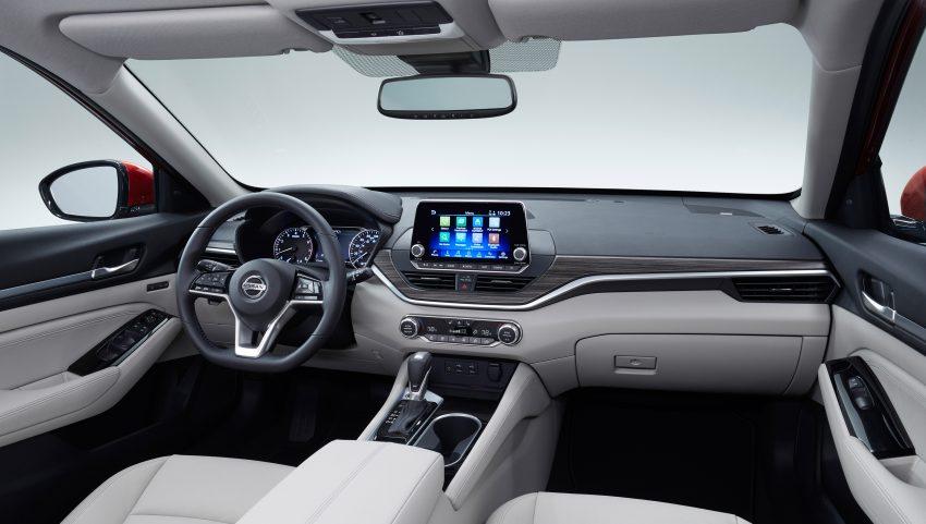 美国发布全新 Nissan Altima,搭载可变压缩比涡轮引擎 Image #64095