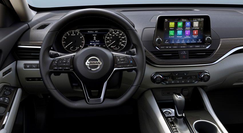 美国发布全新 Nissan Altima,搭载可变压缩比涡轮引擎 Image #64097