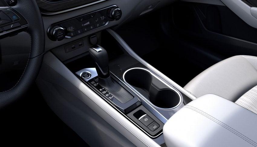 美国发布全新 Nissan Altima,搭载可变压缩比涡轮引擎 Image #64098