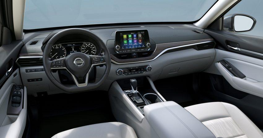 美国发布全新 Nissan Altima,搭载可变压缩比涡轮引擎 Image #64099