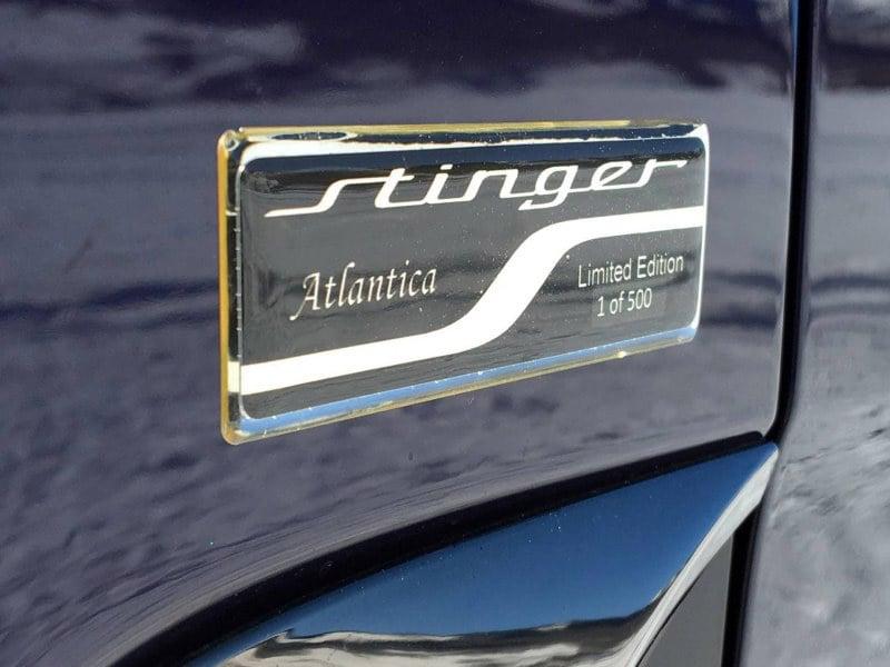限量500辆, Kia Stinger GT Atlantica 官图, 纽约车展亮相 Image #61341