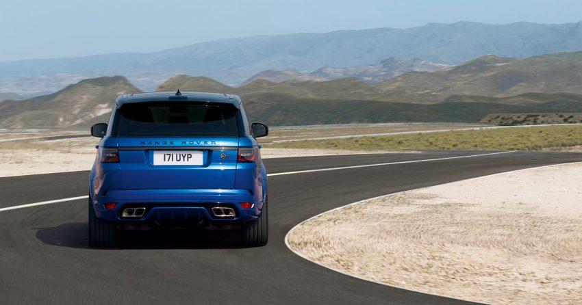Range Rover Sport SVR 挑战中国天门山, 9分51秒征服全程11.3公里山路、99个险峻弯道, 比 Ferrari 458 Italia 更快 Image #61311