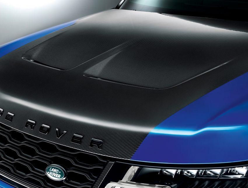Range Rover Sport SVR 挑战中国天门山, 9分51秒征服全程11.3公里山路、99个险峻弯道, 比 Ferrari 458 Italia 更快 Image #61315