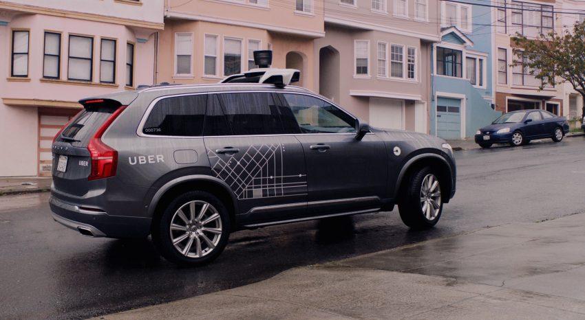 虽然发生死亡车祸, Uber 坚持认为自驾技术有发展前景 Image #66066