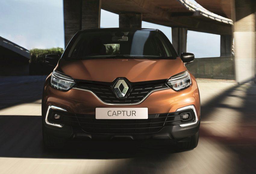 Renault Captur 小改款登陆大马, 价格维持不变 RM109K Image #68530