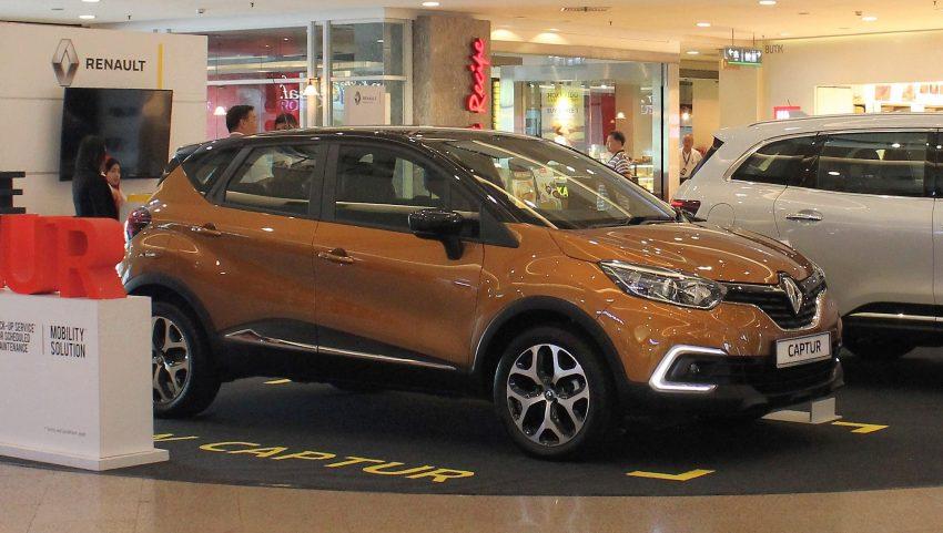 Renault Captur 小改款登陆大马, 价格维持不变 RM109K Image #68536