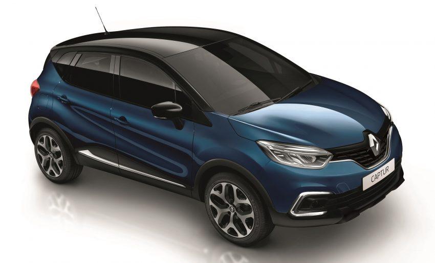 Renault Captur 小改款登陆大马, 价格维持不变 RM109K Image #68538