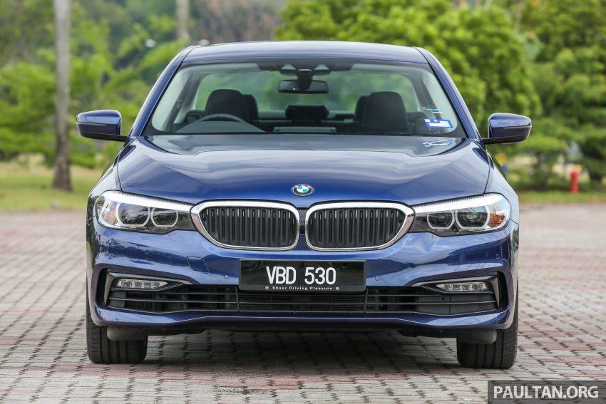 试驾:BMW 530e Sport, 以更便宜价格入手一辆入门5系列 Image #71094