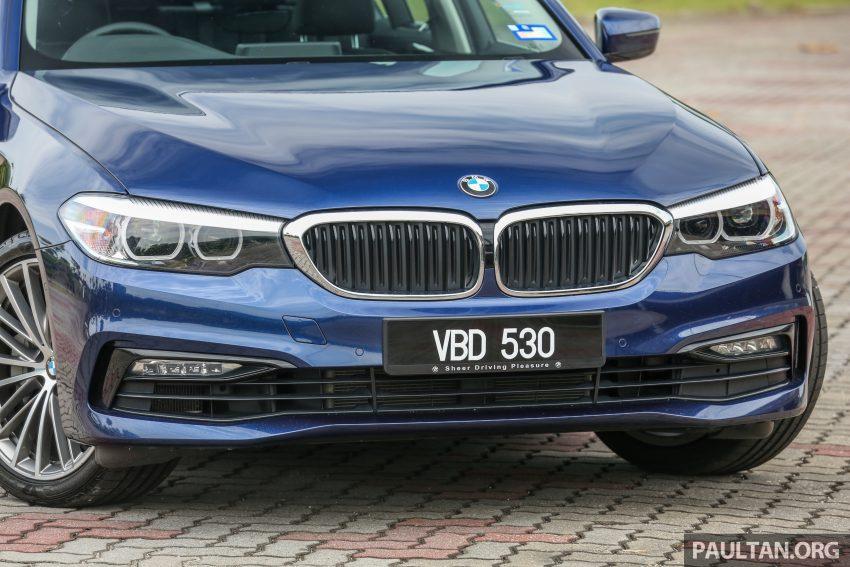 试驾:BMW 530e Sport, 以更便宜价格入手一辆入门5系列 Image #71097