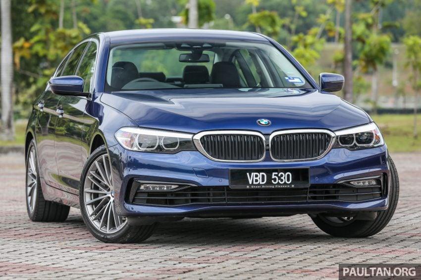 试驾:BMW 530e Sport, 以更便宜价格入手一辆入门5系列 Image #71084