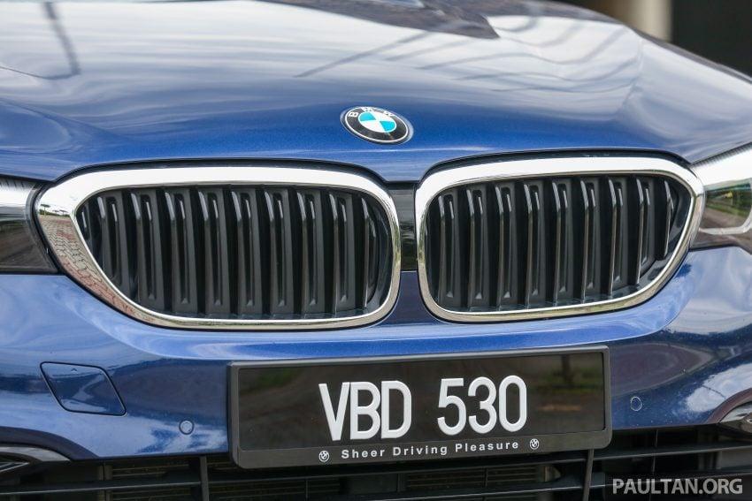 试驾:BMW 530e Sport, 以更便宜价格入手一辆入门5系列 Image #71102