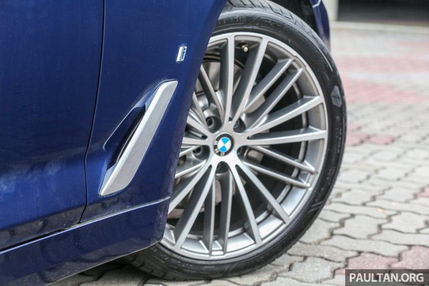 试驾:BMW 530e Sport, 以更便宜价格入手一辆入门5系列 Image #71111