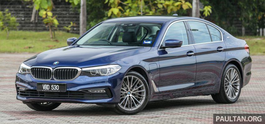 试驾:BMW 530e Sport, 以更便宜价格入手一辆入门5系列 Image #71085