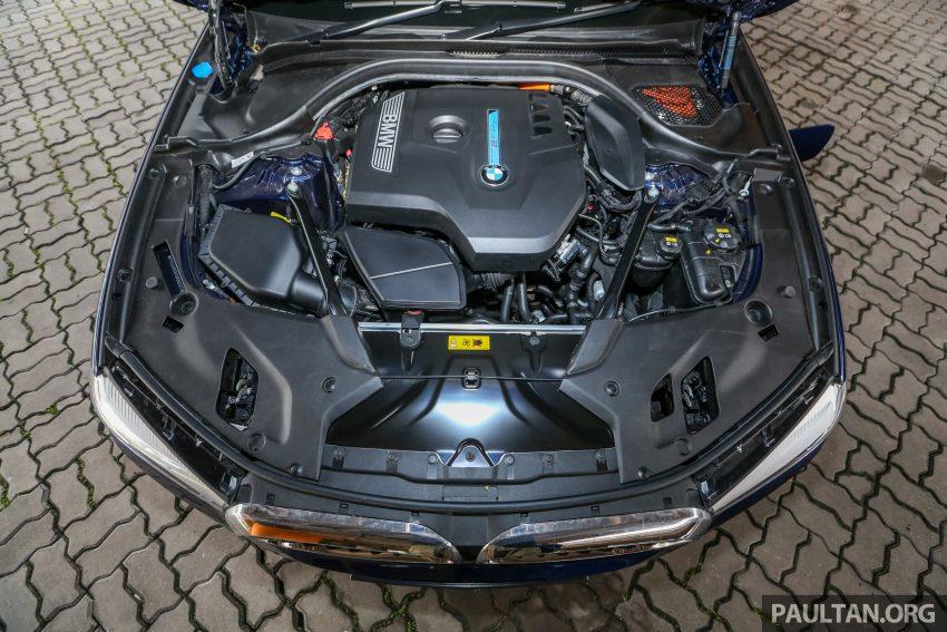 试驾:BMW 530e Sport, 以更便宜价格入手一辆入门5系列 Image #71121