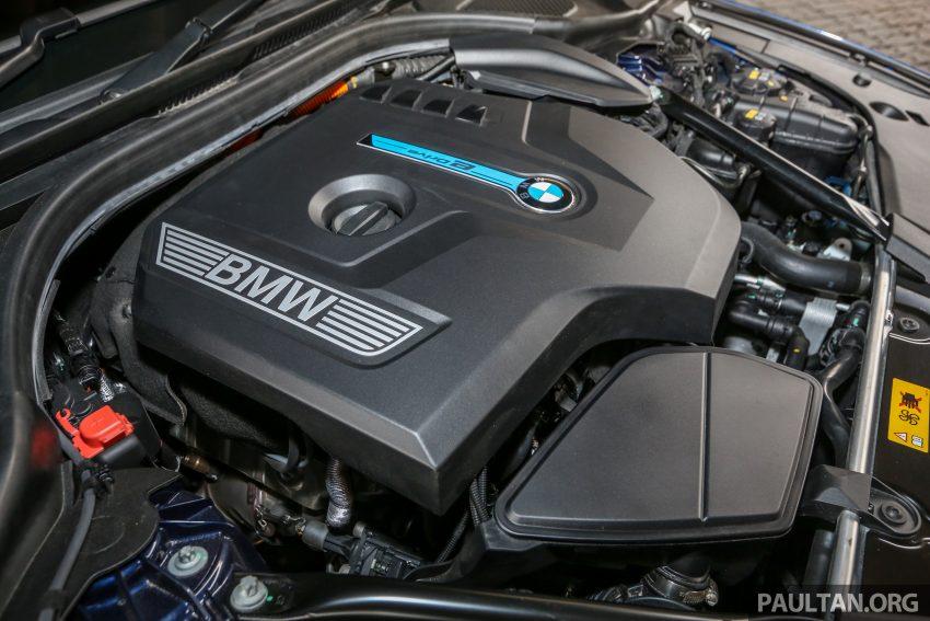 试驾:BMW 530e Sport, 以更便宜价格入手一辆入门5系列 Image #71122