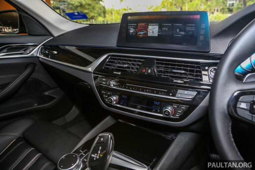 试驾:BMW 530e Sport, 以更便宜价格入手一辆入门5系列 Image #71132