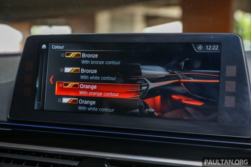 试驾:BMW 530e Sport, 以更便宜价格入手一辆入门5系列 Image #71141