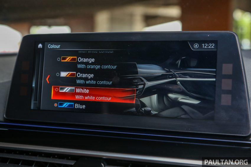 试驾:BMW 530e Sport, 以更便宜价格入手一辆入门5系列 Image #71143