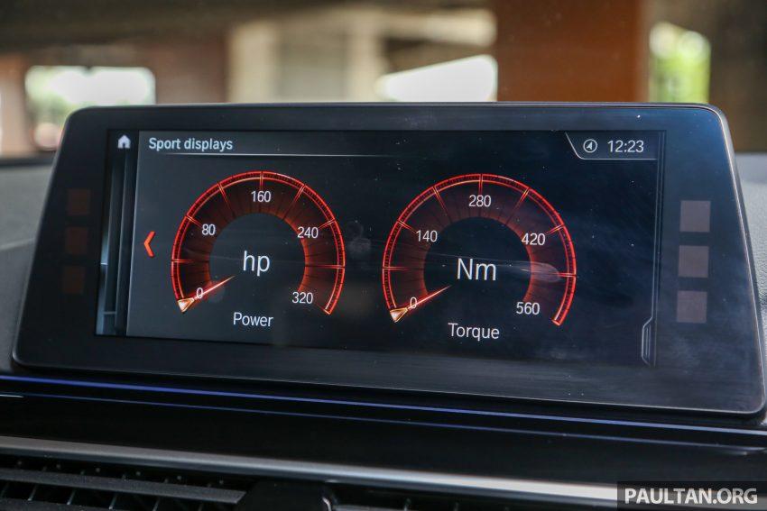 试驾:BMW 530e Sport, 以更便宜价格入手一辆入门5系列 Image #71150