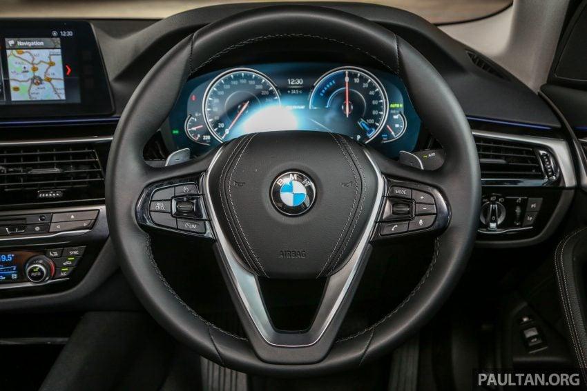 试驾:BMW 530e Sport, 以更便宜价格入手一辆入门5系列 Image #71125