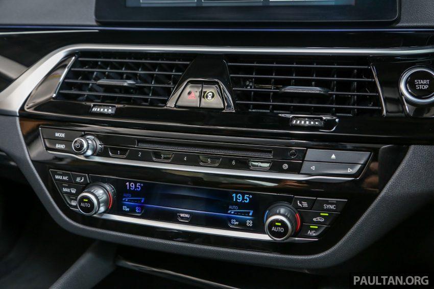 试驾:BMW 530e Sport, 以更便宜价格入手一辆入门5系列 Image #71155