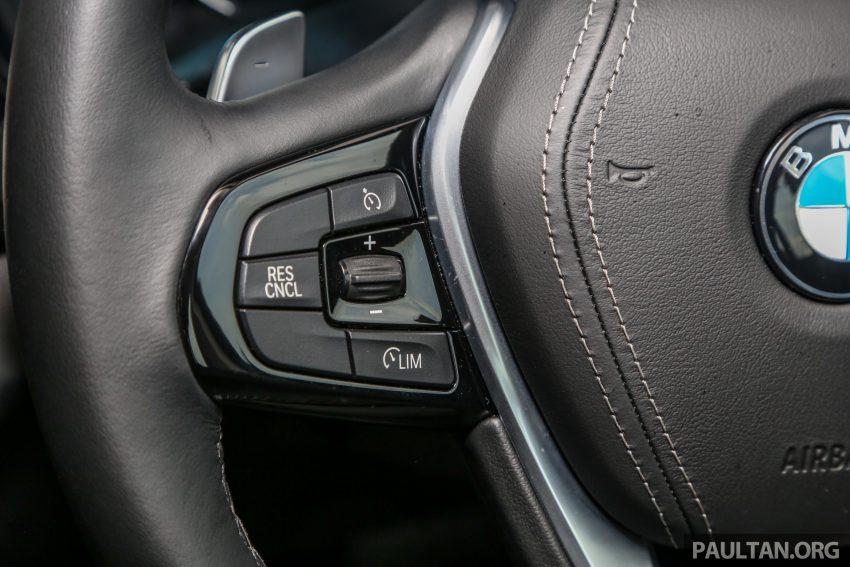 试驾:BMW 530e Sport, 以更便宜价格入手一辆入门5系列 Image #71126