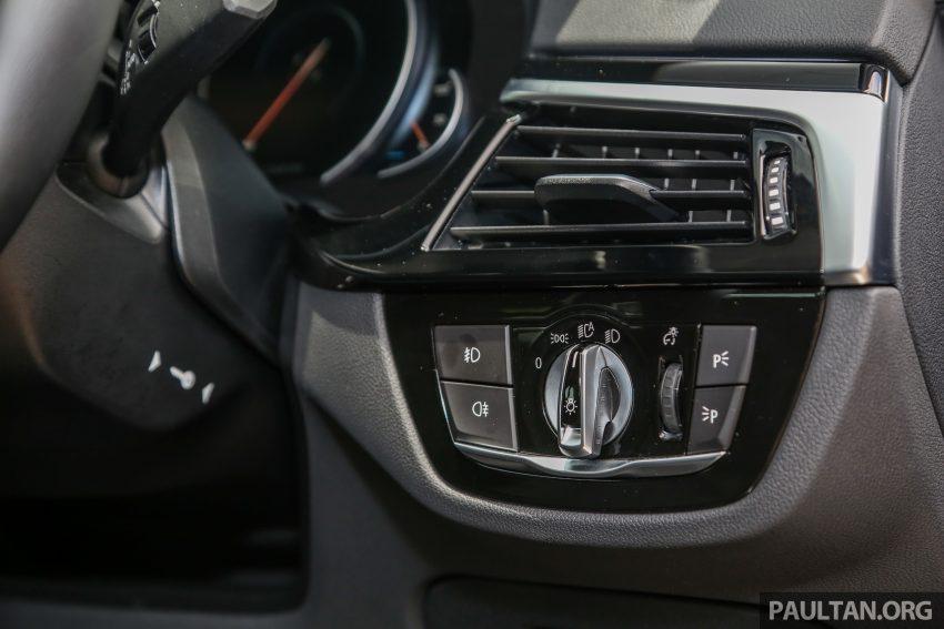 试驾:BMW 530e Sport, 以更便宜价格入手一辆入门5系列 Image #71164