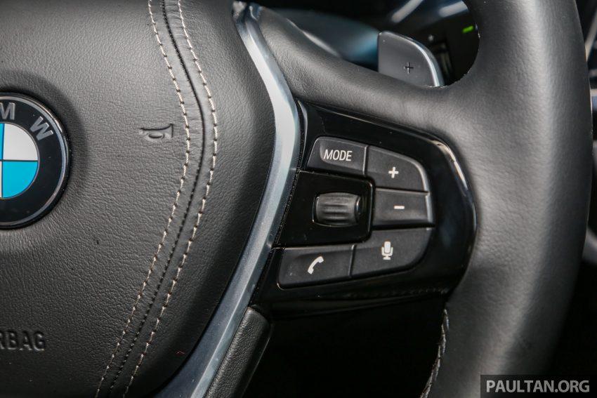 试驾:BMW 530e Sport, 以更便宜价格入手一辆入门5系列 Image #71127