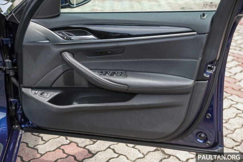 试驾:BMW 530e Sport, 以更便宜价格入手一辆入门5系列 Image #71172
