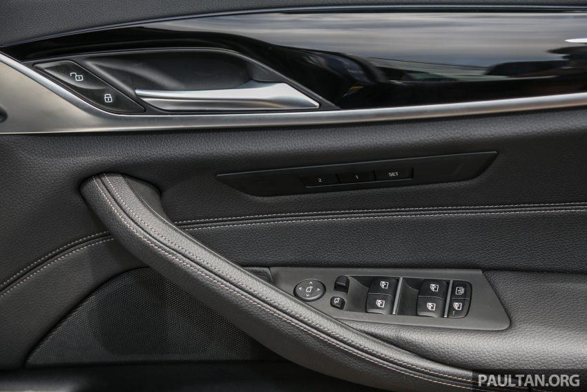 试驾:BMW 530e Sport, 以更便宜价格入手一辆入门5系列 Image #71173